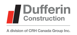 Dufferin Construction Logo