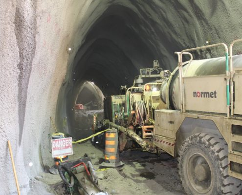 Dufferin Concrete LRT
